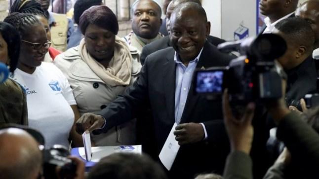 جنوب إفريقيا: الحزب الحاكم يفوز بالانتخابات التشريعية..