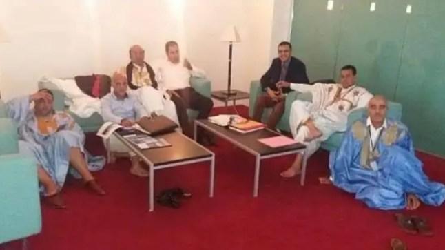 منتخبون من كليميم يعتصمون داخل وزارة الداخلية للمطالبة بالإفراج عن ميزانية المجلس الإقليمي!