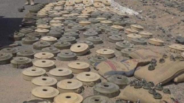 الأمم المتحدة تفكّك 40 ألف لغم في الصحراء!