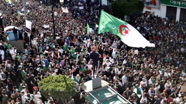 الجيش الجزائري يحدد بنودا لتجاوز الأزمة بالبلاد
