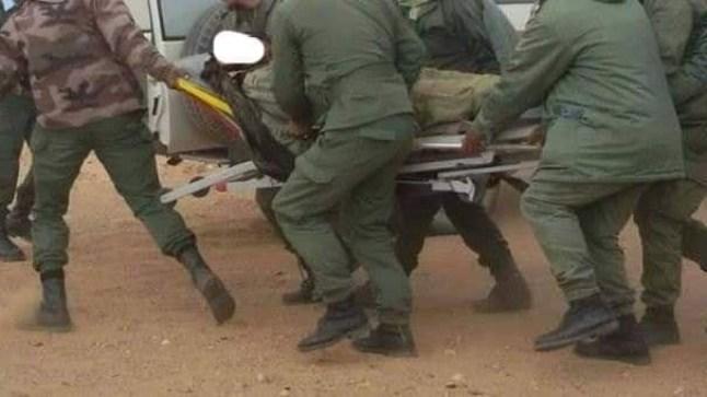 انقلاب مركبة عسكرية بالعيون يسفر عن وفاة ضابط وإصابة ثلاثة جنود