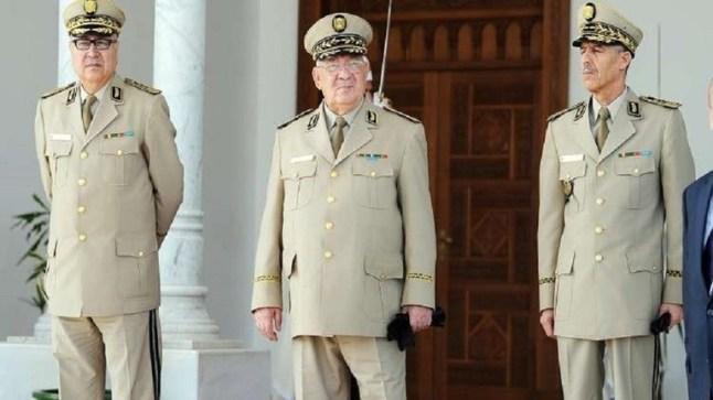 قايد صالح: الإجراءات الأمنية في مصلحة الشعب والحوار نباركه بعيدا عن الإملاءات