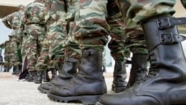الجيش يستدعي 15 ألف مُجندا جديدا للإلتحاق بالثكنات العسكرية..