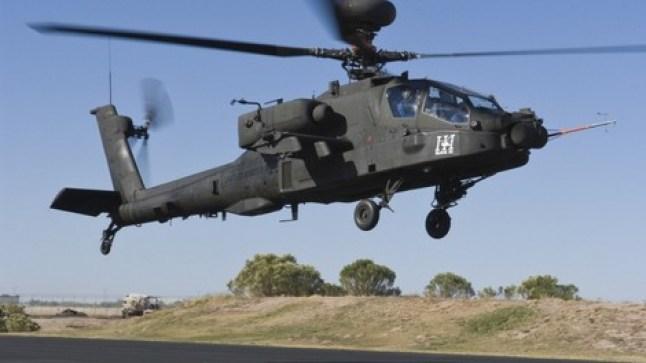 """المغرب يستعد لاقتناء 24 مروحية من نوع """"أباتشي"""" من نوع """"AH 64"""""""