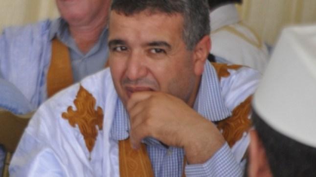بلفقيه يراسل الداخلية حول بلوكاج التنمية في جهة كليميم