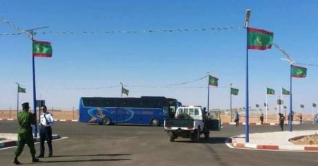 موريتانيا والجزائر تتطلعان لتطوير معبرهما البري