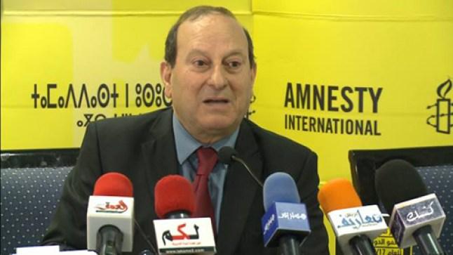 """""""أمنيستي"""": الحاجة ملحة لإجراء إصلاحات جذرية في مجال حقوق الإنسان بالمغرب.."""