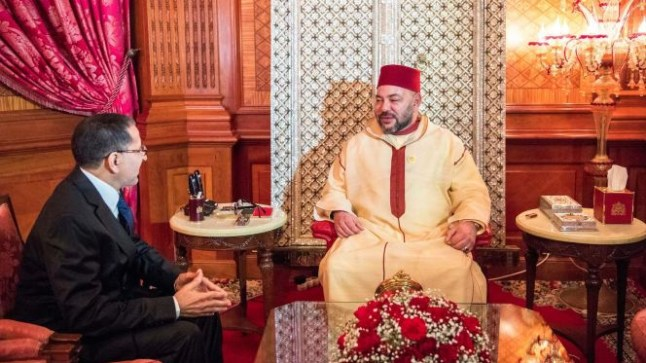"""الملك يستدعي العثماني للإستفسار حول تأخر هيكلة """"حكومة الكفاءات"""""""