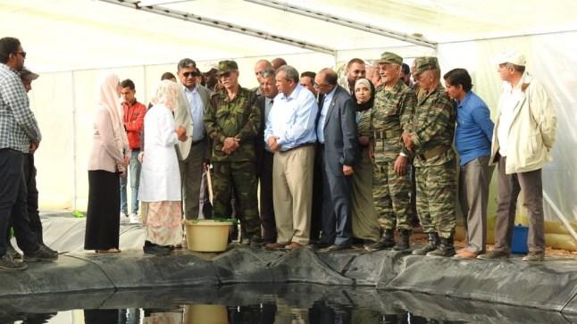 """السفارة الأمريكية في الجزائر تقدم دعما بـ 560 ألف دولار لمزرعة سمك في مخيمات """"البوليساريو"""".."""