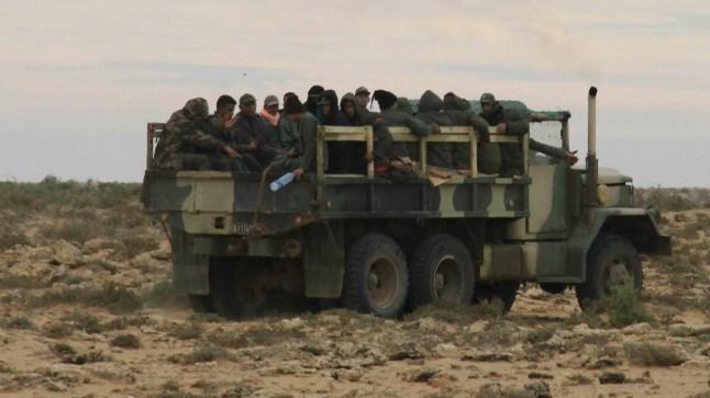 القوات المسلحة الملكية تنفي اتفاقها مع البوليساريو..