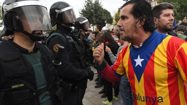 إسبانيا: الحكم على 9 زعماء كتالونيين بأحكام قاسية بسبب دعوتهم للإنفصال