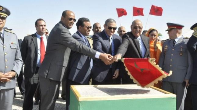 بتكلفة 336 مليون درهم..رئيس جهة العيون يعلن عن مشاريع في مدينة المرسى..