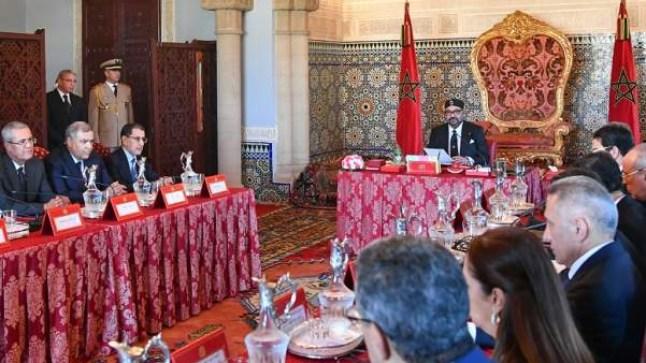 المجلس الوزاري يُضيفُ مناصب عليا جديدة لصلاحيات رئيس الحكومة