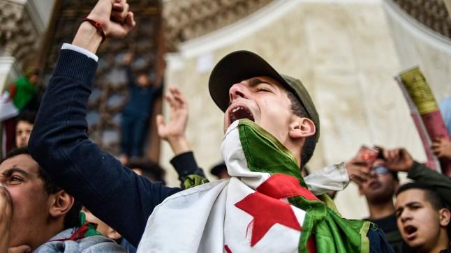 لوفيغارو: الرئيس الجزائري الجديد سيكون واجهة للجيش