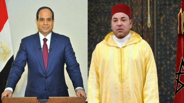 مصر ترتقب زيارة ملكية للملك محمد السادس..