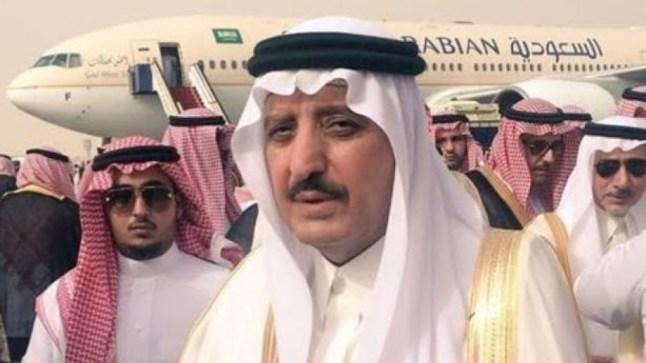 شقيق العاهل السعودي يصل العيون لقضاء عطلة خاصة..