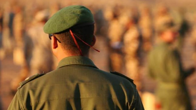 جندي مغربي ينتحر شنقاً بطاطا!