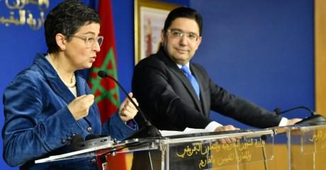 وزيرة الخارجية الاسبانية: التحالف الدولي يستلزم مساهمة فاعلين مثل المغرب لحل النزاع الليبي
