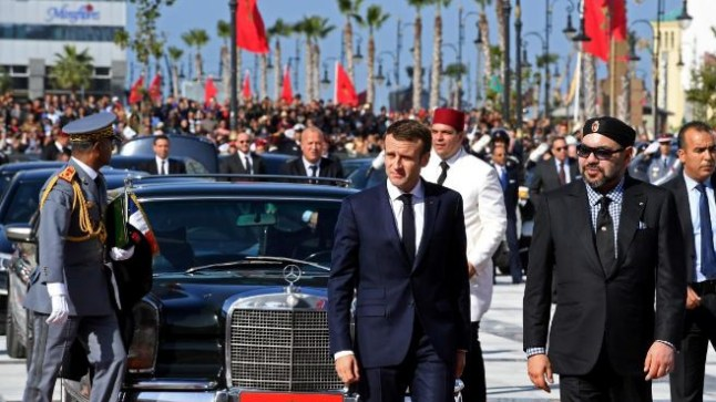 ماكرون يزور المغرب فبراير المقبل..