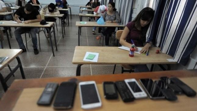 إعدادية بالسمارة تُتلف هواتف التلاميذ في الماء عقاباً على الغش والتشهير!