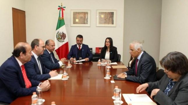 المكسيك تدعو لبناء شراكة إستراتجية مع المغرب وتمتين العلاقات الدبلوماسية بين البلدين