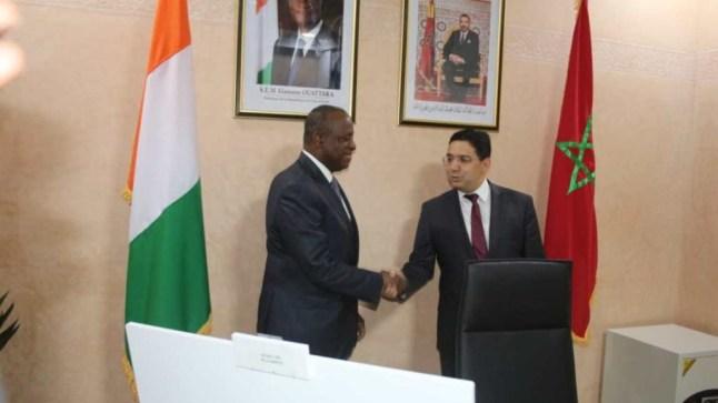 """الجزائر تستدعي سفيرها لدى ساحل العاج احتجاجا على تأكيد وزير خارجيتها على """"مغربية الصحراء"""""""