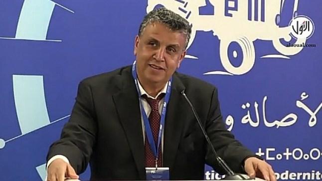 """""""وهبي"""" المحامي الذي تطوع للدفاع باستماتة عن الطلبة الصحراويين عام 2000 حتى نالوا البراءة"""