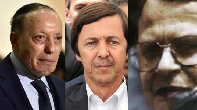 الجزائر: القضاء العسكري يستأنف محاكمة شقيق بوتفليقة والجنرالين توفيق وطرطاق