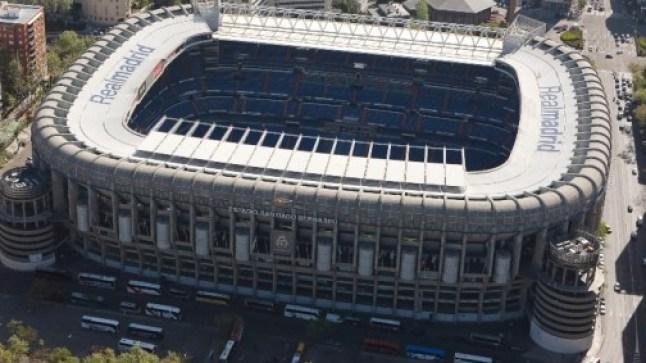 """ملعب ريال مدريد يتحول إلى مركز صحي لمواجهة """"كورونا"""""""