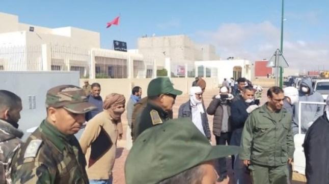 العيون: توقيف تاجر بحي الدويرات بعد تلاعبه بأسعار الدقيق ومواد غذائية أخرى