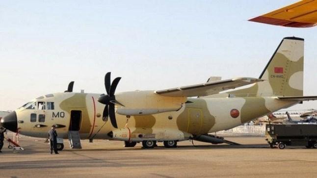 طائرة عسكرية تنقل 50 برلمانياً إلى المنطقة العسكرية الجنوبية!