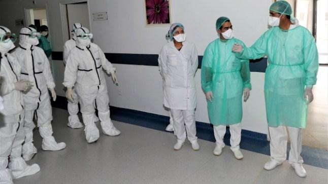 رفع العزل الصحي عن أغلبية المخالطين لحالات الإصابات ببوجدور