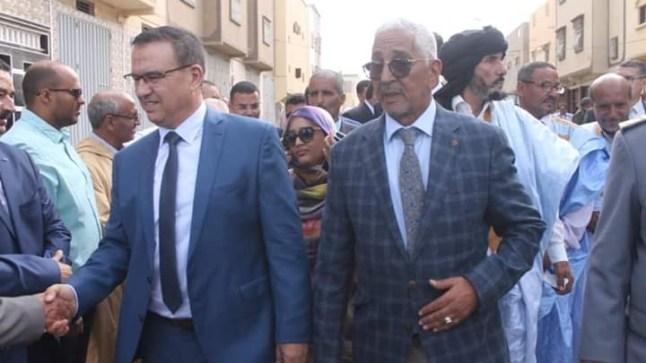 """سبيسيال. رئيس جماعة بوجدور الترابية """"أبا عبد العزيز"""" يخصص مليوني درهم لدعم المعوزين بالإقليم"""