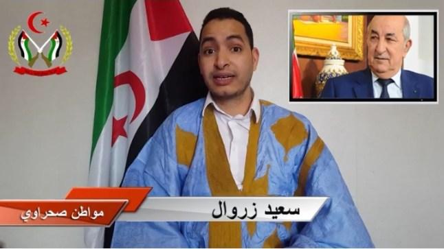 غضب قيادة البوليساريو بسبب رسالة بعثها ناشط صحراوي بالسويد إلى الرئاسة الجزائرية حول أزمة العطش بالمخيمات