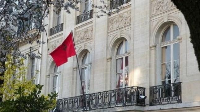"""""""كوفيد -19"""": سفارة المغرب في روسيا تواصل تعبئتها لخدمة الجالية المغربية"""