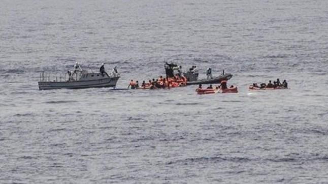 انتشال جثتي امرأتين وإنقاذ 21 مرشحا للهجرة بالساحل البحري لطانطان