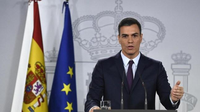 إسبانيا.. رئيس الحكومة يدعو إلى تمديد حالة الطوارئ لأسبوعين إضافيين حتى 23 ماي