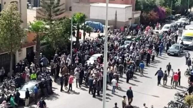 رغم الارتفاع المسجل في عدد الحالات المصابة بكورونا مظاهر خرق الحجر الصحي تتزايد في معظم المدن المغربية