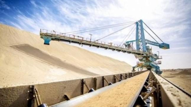 ارتفاع رواج الفوسفاط ومشتقاته بأزيد من 14 بالمائة حتى متم أبريل