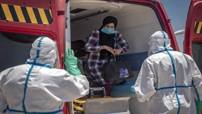 """المغرب: 138 إصابة جديدة بـ""""كورونا"""" .. و1479 مصابا يتلقى العلاج"""