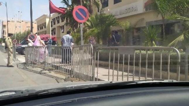 العيون: المجموعة القادمة من كناریا تغادر الحجر الصحي..