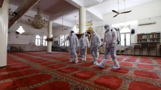 الأوقاف تستعد لفتح المساجد و تصدر دليلاً للوقاية من كورونا!