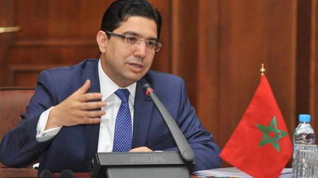 كوفيد-19.. استجابة المغرب أطرتها رؤية ملكية قائمة على الاستباق والمبادرة ومنح الأولوية لصحة المواطنين (بوريطة)