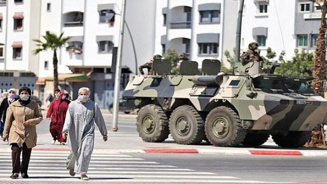 خوفا من تفشي الفيروس ..المغاربة يرحبون بقرار تمديد حالة الطوارئ لشهر إضافي