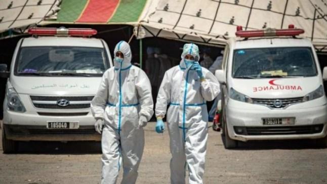 المغرب يسجل 1221 إصابة جديدة خلال 24 ساعة الأخيرة !