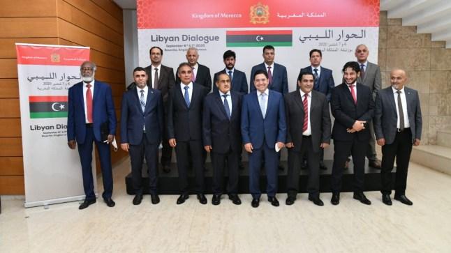 المغرب.. بوادر لإنجاح أزمة ليبيا في الأفق