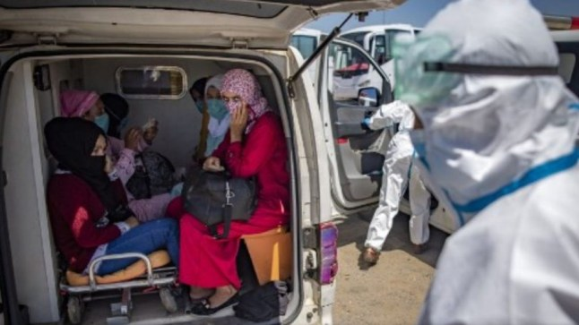 معهد أمريكي يتوقع الأسوأ للمغرب: 1000 وفاة يوميا إذا لم يتم الالتزام بتدابير الوقاية من كورونا