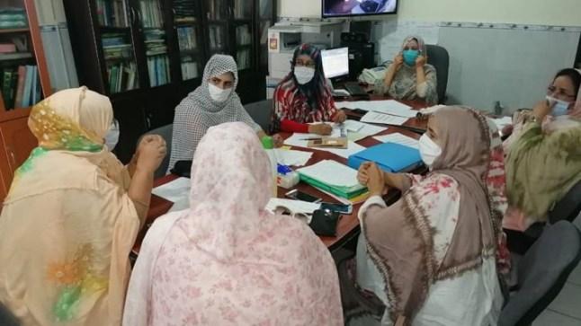 منتدى المرأة الصحراوية يجدد مكتبه التنفيدي