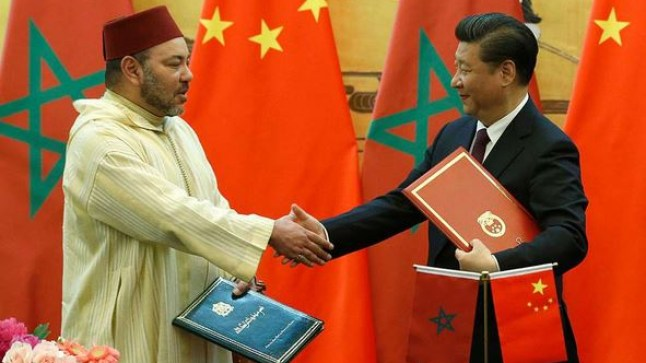 مباحثات حول فيروس كورونا تجمع الملك محمد السادس و الرئيس الصيني !