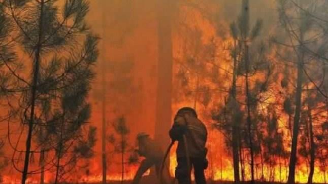 إسبانيا .. حرائق الغابات تأتي على أزيد 2500 هكتار من الغابات والأحراش خلال يومين بجهة غاليسيا